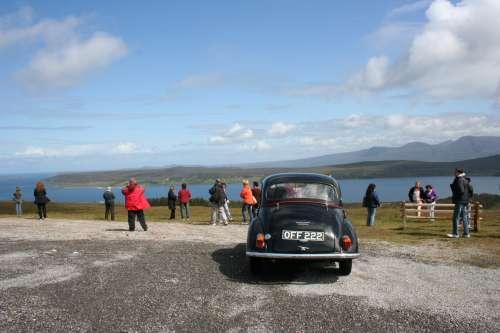 Viajar por Escocia en un coche de alquiler