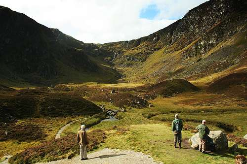 Reserva Natural Nacional de Corrie Fee
