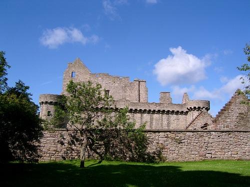 Visitar el Castillo de Craigmillar en Edimburgo