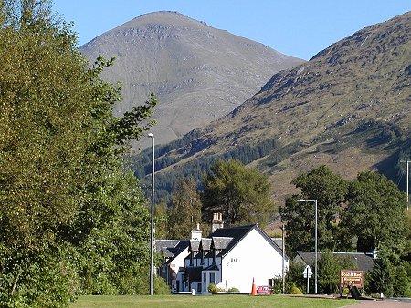 Crianlarich, la puerta de entrada a las Highlands
