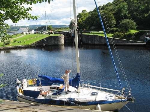 Escocia y sus tres canales principales