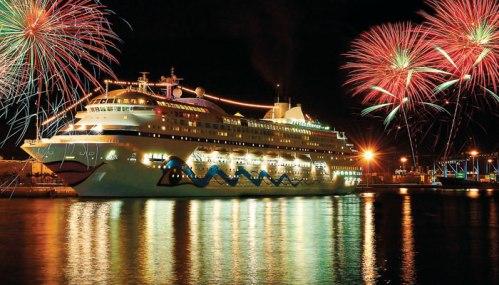 Fin de año en un crucero por Escocia