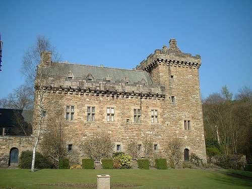 El Castillo de Dean en Kilmarnock