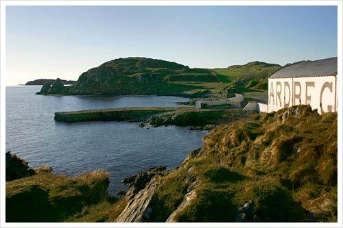La Ruta del Whisky en la isla de Islay