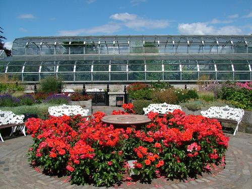 Duthie Park en Aberdeen