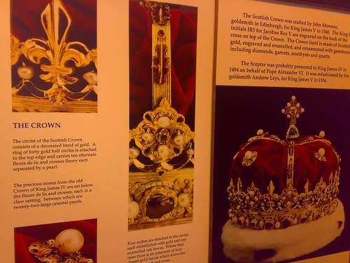 Joyas de la Corona Escocesa