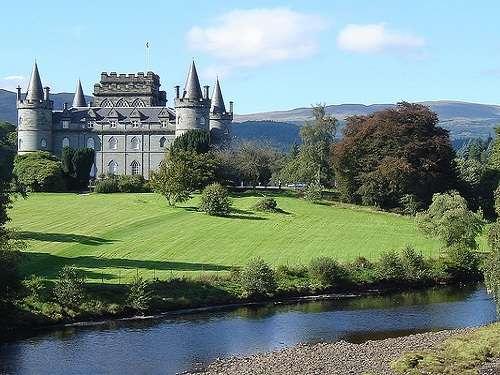Escocia y su patrimonio histórico en 3 dias
