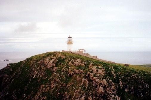 Faro de Eilean Mor