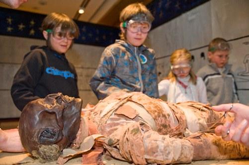 El curioso Festival de la Ciencia de Edimburgo