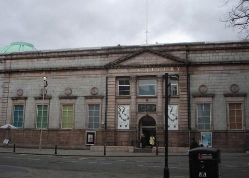 La Galería de Arte de Aberdeen