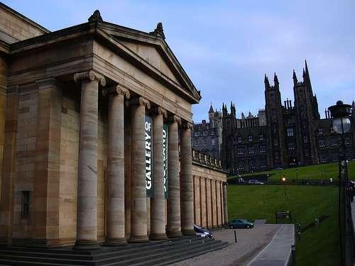 La Galería Nacional de Escocia