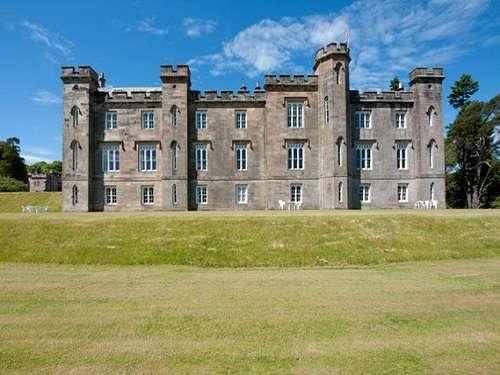 Castillo de Torrisdale, ideal para dormir en Argyll