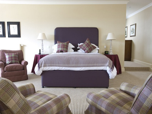 Hotel Inver Lodge en Ullapool, en las Highlands