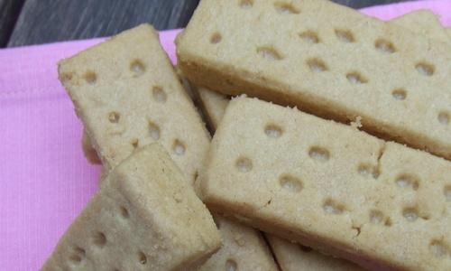 Cómo preparar galletas escocesas de mantequilla