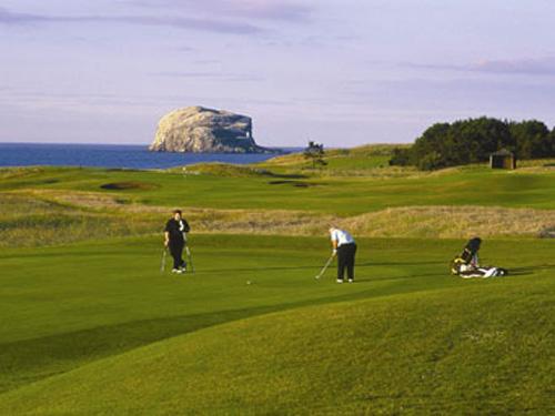 Escocia para amantes del golf