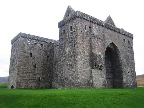 Castillo Hermitage