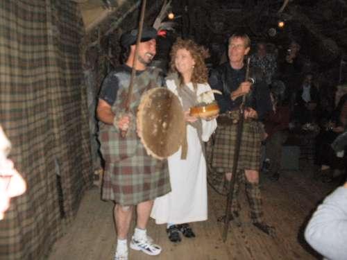 Vestimenta escocesa