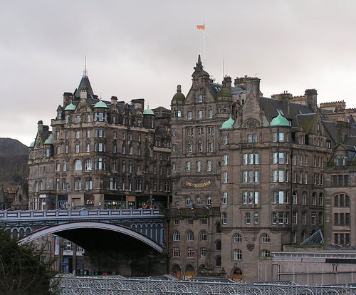Hotel The Scotsman