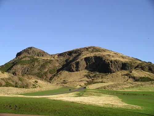 Un paseo por Arthurs Seat en Edimburgo