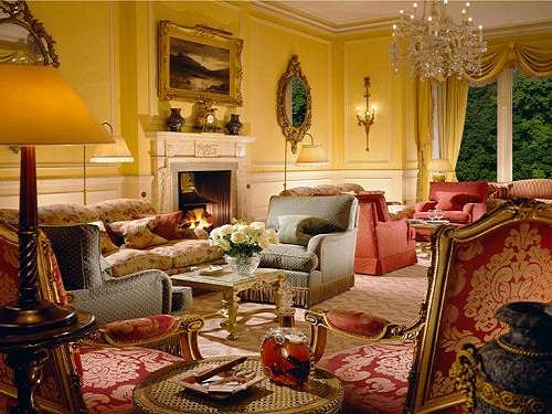 Inverlochy Castle Hotel, dormir al pie de Ben Nevis