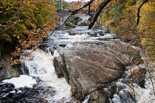 Cascadas de Invermoriston