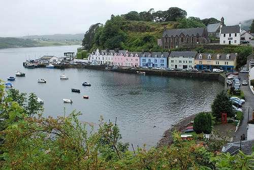 Las mejores islas de Escocia