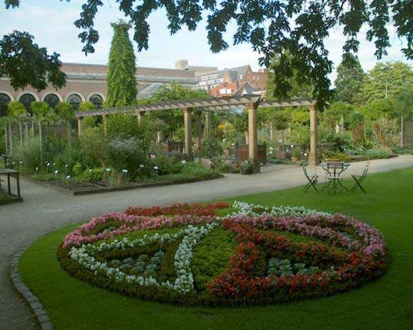 Visitar el Jardin Botanico en Edimburgo