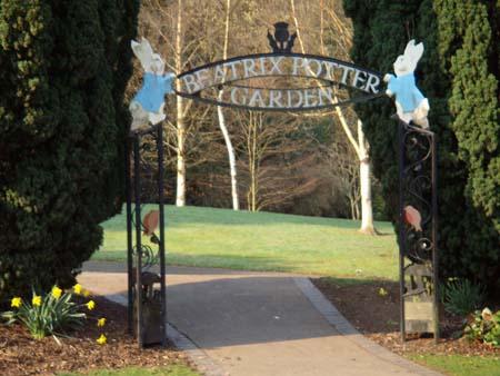 Jardines de Beatrix Potter