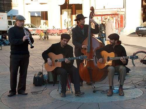 El festival de jazz llena de música Fife