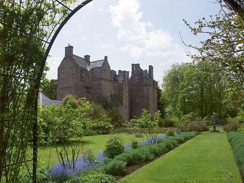 Circuito de Jardines y Castillos escoceses