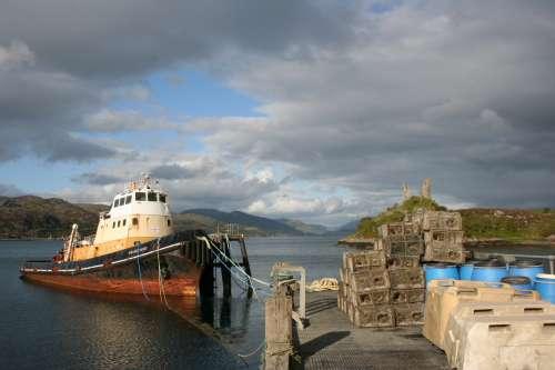 Kyleakin, la entrada a la isla de Skye