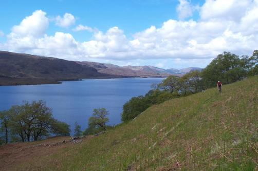 El mágico Loch Maree