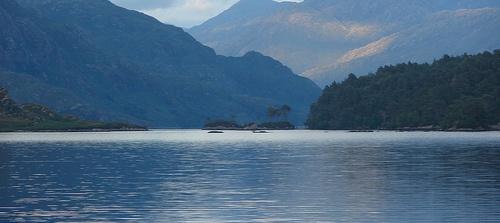 El Lago Morar y su monstruo