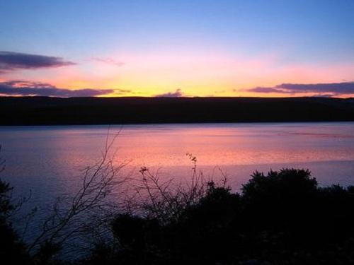 lagos y rios en escocia