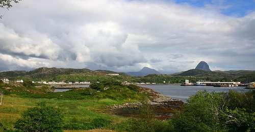 Lochinver, el rincón de las Highlands Games