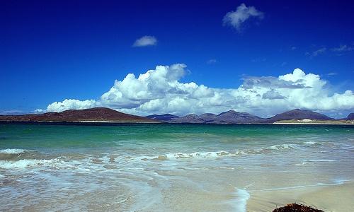 Luskentyre, el Caribe escocés