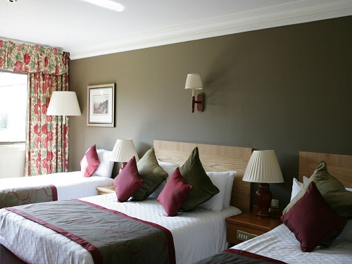 Hotel Menzies Irvine, en Prestwick