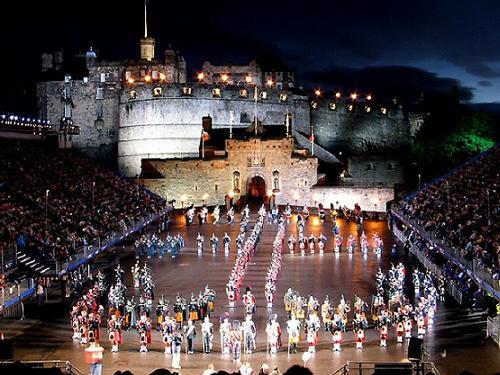 Festivales del mes de Agosto en Escocia