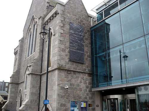 El Museo Marítimo de Aberdeen