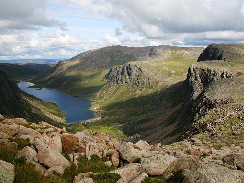 Naturaleza en Escocia