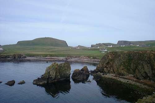 Un poco más sobre las pacíficas Islas Shetland