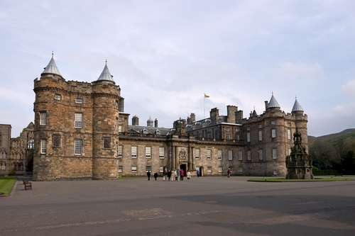 Palacio de Holyrood