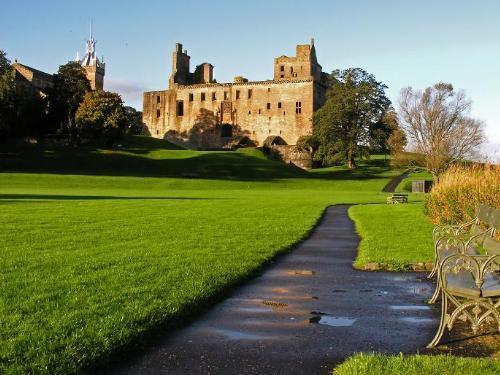 Ruinas del Palacio de Linlithgow