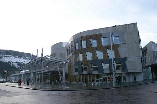 El nuevo Parlamento de Escocia
