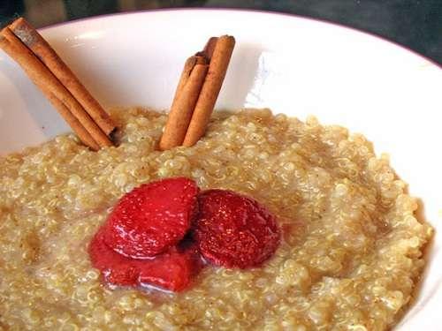 Porridge, crema escocesa de avena