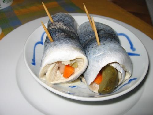 Rollmops, especialidad tradicional de Escocia
