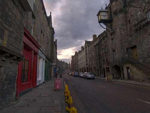 Museos de Edimburgo en la Royal Mile