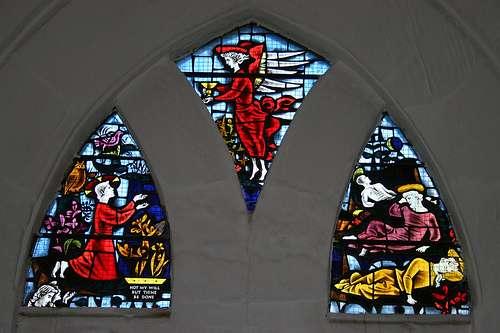 San Mungo, el patrón de Glasgow