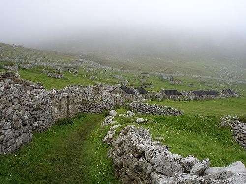 Saint Kilda, las islas mas lejanas
