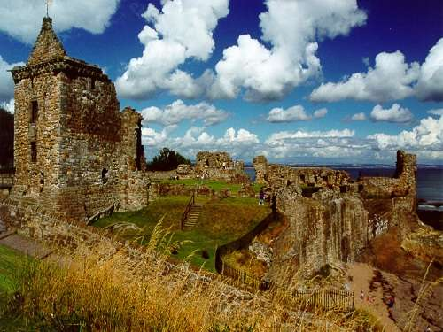 Castillos más dramáticos de Escocia